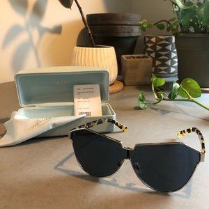 Brand new Karen Walker Cosmonaut sunglasses